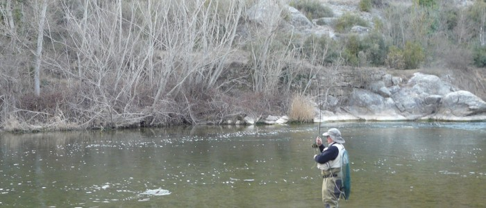 FISHING LARGE TROUT (PART FIVE AND END)